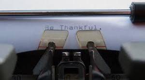 Thankful Matters