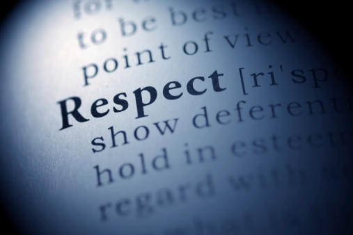 Should I Respect Someone Who Isn't Respectable?