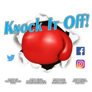 Knock It Off-Week Two