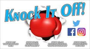 Knock it Off-Week 4