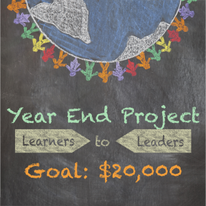 Year End Project 2019: Learners to Leaders