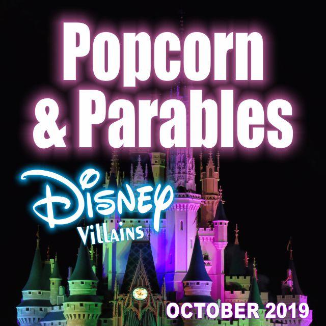 Popcorn and Parables (Disney Villians Edition)-Week 2