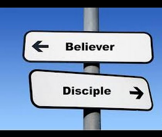 Is there a Difference Between a Believer and A Disciple?