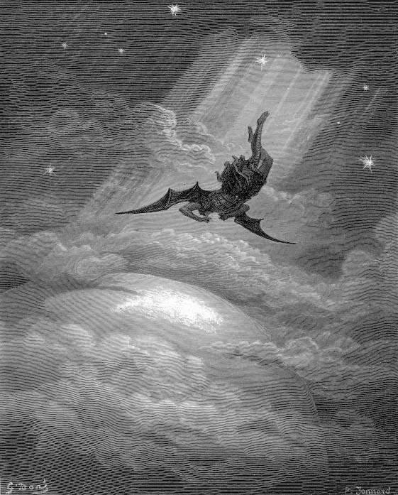 What Bible Passages Actually Describe Satan's Origin and Fall?