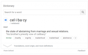 Does Being Christian and Gay Require Celibacy?