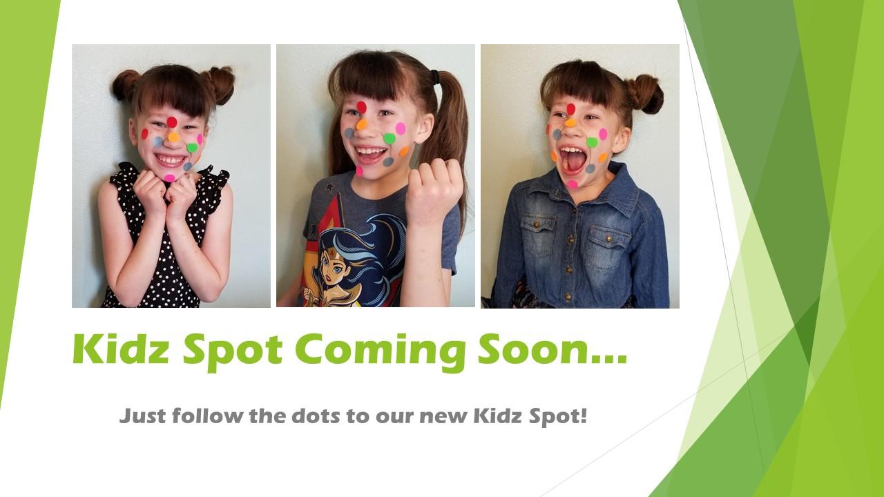 Introducing…Kidz Spot!